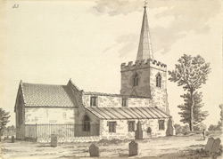 Sutton in Ashfield Church